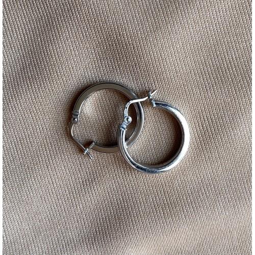 Gümüş Küpe